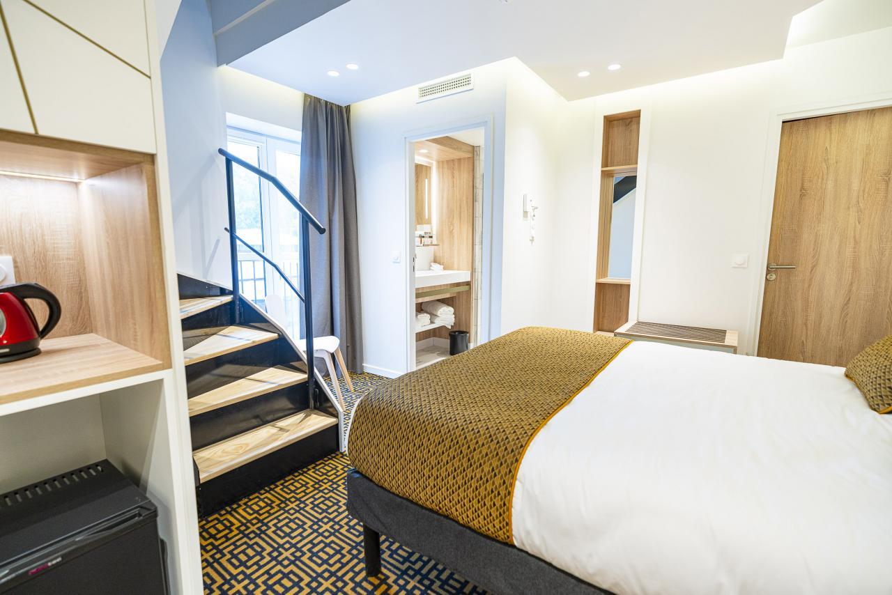 Hôtel Le Moulin des Marais - Room
