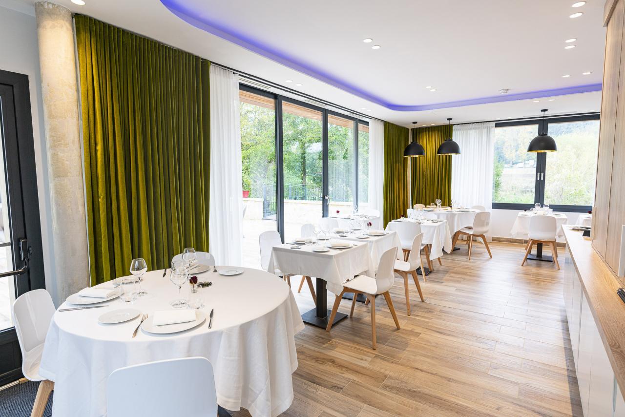 Hôtel Le Moulin des Marais - Restaurant